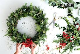 fresh evergreen wreaths fresh evergreen wreaths wholesale sumoglove