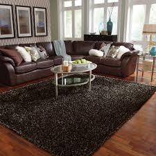 Black Brown Laminate Flooring Living Room Wonderful Design Brown Carpet With Broewn Fur Rug