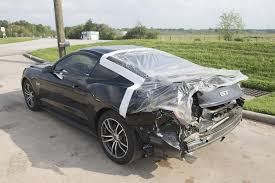 2015 gt mustang for sale 2015 ford mustang gt damaged for sale