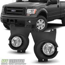 2013 ford f150 fog light replacement 2011 2014 ford f150 lobo bumper fog lights driving ls w switch