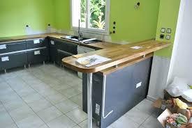 pied de plan de travail cuisine plan de travail cuisine sur pied cuisiner un bar plan de travail