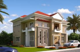 modern house design with rooftop of small and simple but