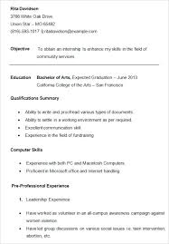 resume college student template microsoft word college grad resume resume exles for college students college