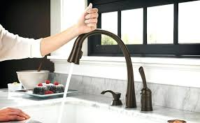 no touch kitchen faucet no touch bathroom faucet bathroom sink faucets the home faucet no