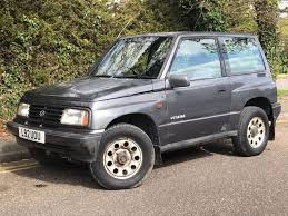 1994 suzuki vitara jlx 1 6 engine 3 door hard top service