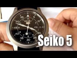 amazon black friday specials on seiko mens watches seiko men u0027s snk809