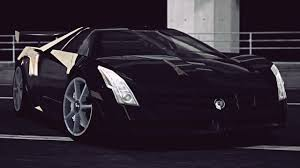 cadillac supercar gt6 cadillac cien u002702 exhaust comparison youtube