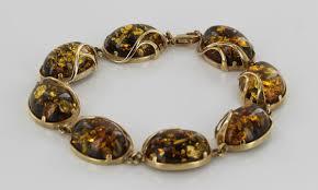 gold amber bracelet images Italian made baltic green amber in 9ct gold bracelet gbr002g rrp jpg