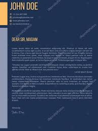 cover letter for resume download simplistic cover letter cv resume template design in dark blue simplistic cover letter cv resume template design in dark blue stock vector 79465682