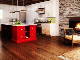 Red Kitchen Design Ideas by Red Kitchen Accents Rustic Painted Kitchen Cabinets Red Rustic