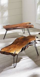 natural wood table top coffee table best coffee table centerpieces ideas on pinterest
