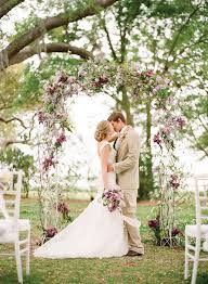 Wedding Ceremony Arch Southern Weddings V5 Love In Bloom Southern Weddings