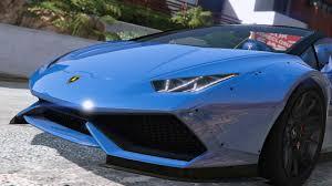 Lamborghini Huracan 2017 - 2017 lamborghini huracan spyder add on wipers gta5 mods com