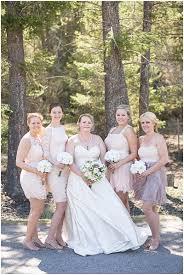 rustic pink u0026 white wedding the budget savvy bride