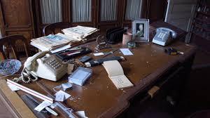 le bureau bruay arques dans le bureau de jacques durand resté intact pendant près