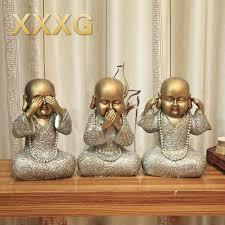 shop xxxg creative figures resin ornaments retro decor