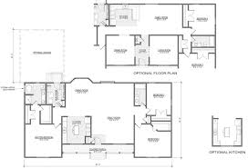 most popular floor plans from mitchell homes