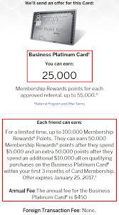 Business Platinum Card Amex Amex Business Platinum Large Purchase Bonus Points Post Fast