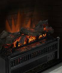 pleasant hearth 20 inches electric crackling fireplace log with
