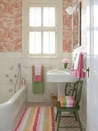 Wallpaper Ideas For Small Bathroom by Bathrooms With Wallpaper Dgmagnets Com