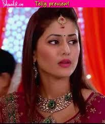 akshara wedding hairstyle yeh rishta kya kehlata hai who is giving akshara a hard time