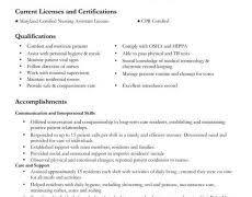 nursing resume template 15 registered nurse related skills