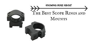 best scope rings images Best scope rings and mounts knowing about best scope rings and mounts jpg