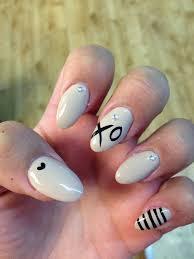 best 20 almond shaped nail designs ideas on pinterest almond
