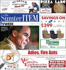 lifelock commercial actress engaged tv weekly 11 05 17 by the sumter item issuu