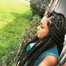 medium box braids with color tumblr 21 best jumbo box braids hairstyles stayglam