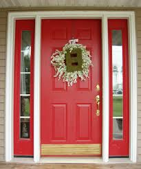 Install Exterior Door Jamb by Exterior Wooden Double Entry Door And Nails Accent Plus Half