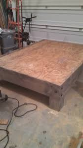 Build Platform Bed The Brilliant Along With Attractive Easy Way To Build Platform Bed