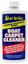 amazon com star brite boat carpet cleaner 16 oz sports