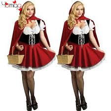 Fairy Tales Halloween Costumes Aliexpress Buy Red White Cheap Costume