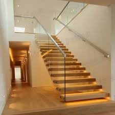 oak stair stringer treads modular stairs buy height quality