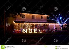 christmas lights house royalty free stock images image 35830869