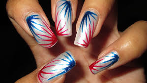 pink and blue nail designs blue nail designs to beauty your