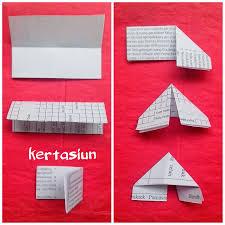cara membuat origami hello kitty 3d yuk kita bikin bikin 3d modular origami dasar banget