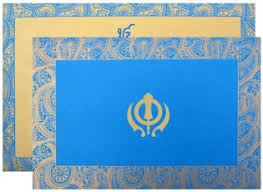 sikh wedding invitations shubhankar sikh wedding cards punjabi wedding invitations