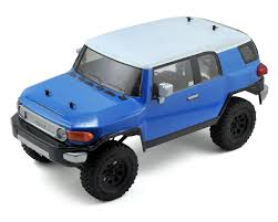 toyota wheelbase mst cfx high performance scale rock crawler kit w toyota fj