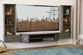 Fireplace Entertainment Center Costco by Cabinet Entertainment Centers And Tv Stands Amish Tv
