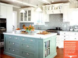 blue kitchen island blue kitchen cabinets home decor ryanmathates us