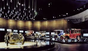 mercedes showroom germany tour around mercedes museum in stuttgart