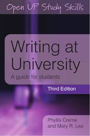 writing at university a guide for students amazon co uk phyllis