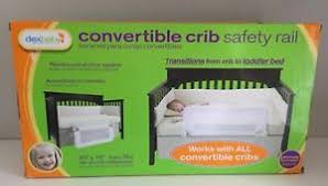 Dex Baby Convertible Crib Safety Rail Dexbaby Convertible Crib Safety Rail 33 X16 All