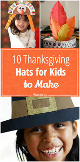10 thanksgiving hats for to make tip junkie