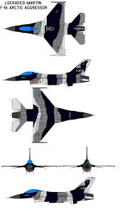 Squadron Canopies by Lockheed Martin F 16 Arctic Aggressor The 18th Aggressor Squadron