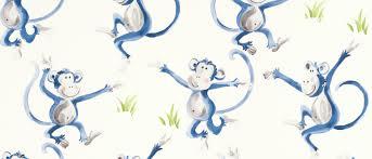 monkey wallpaper for walls cheeky monkey wallpaper laura ashley