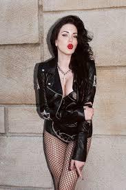imagenes de chavas rockeras mejores 18 imágenes de chicas metaleras en pinterest chica rockera