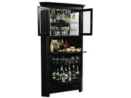 corner bar cabinet black howard miller cornerstone estates corner bar cabinet 695082